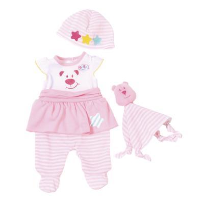 Купить НАБОР ОДЕЖДЫ ДЛЯ КУКЛЫ BABY BORN - МИЛАЯ КРОХА, BABY BORN (823910)