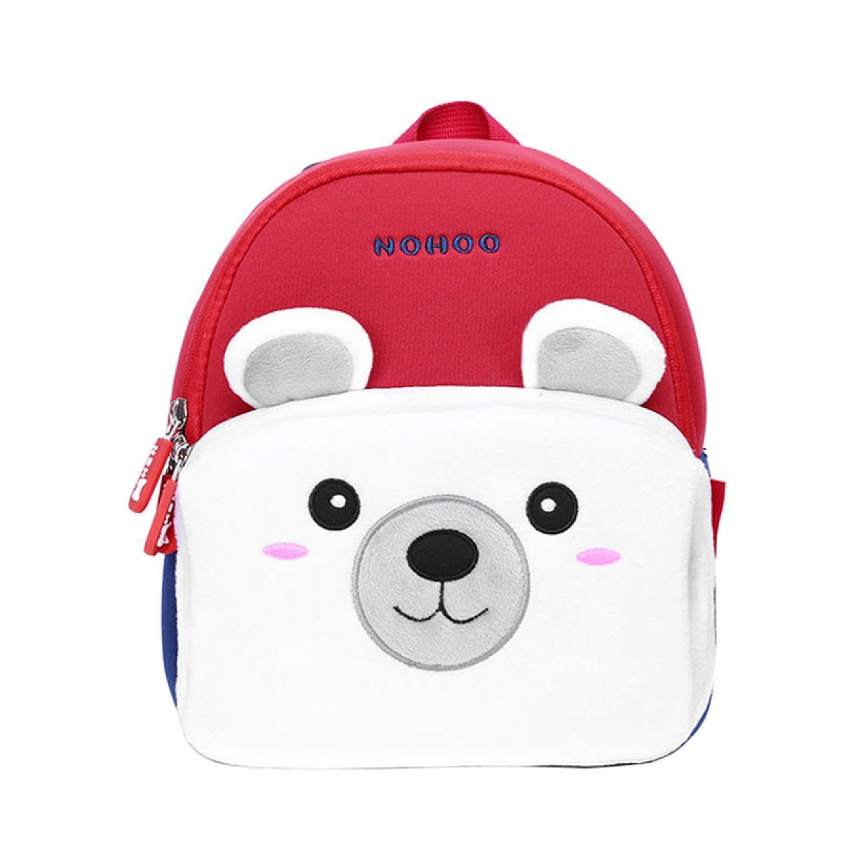 635cb3462ed8 Детский рюкзак Плюшевый мишка маленький, 26x24x10 см, Nohoo (NHQ004 ...
