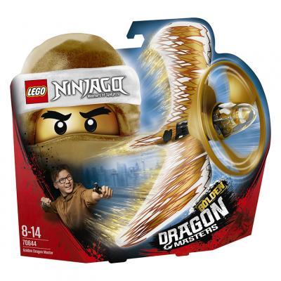 Купить ПОВЕЛИТЕЛЬ ЗОЛОТОГО ДРАКОНА, LEGO (70644)