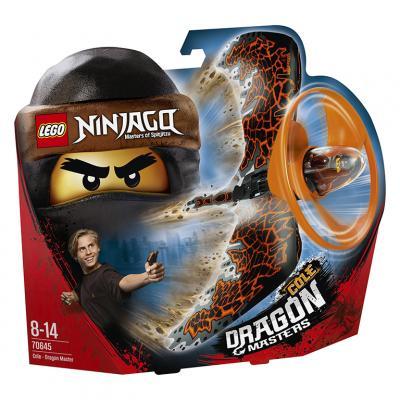 Купить КОУЛ - ПОВЕЛИТЕЛЬ ДРАКОНА, LEGO (70645)