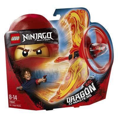 Купить КАЙ - ПОВЕЛИТЕЛЬ ДРАКОНА, LEGO (70647)