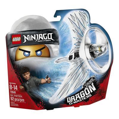 Купить ЗЕЙН - ПОВЕЛИТЕЛЬ ДРАКОНА, LEGO (70648)