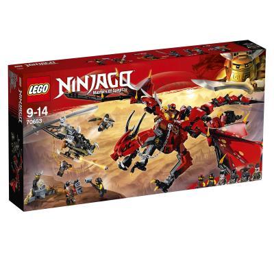 Купить ПОДЖИГАТЕЛЬ, LEGO (70653)