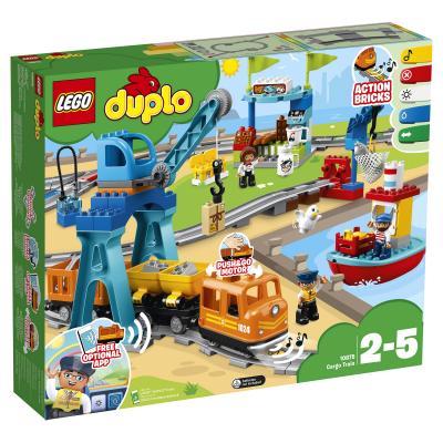 Купить ГРУЗОВОЙ ПОЕЗД111, LEGO (10875)