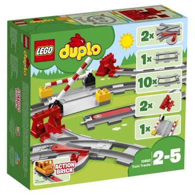 Купить РЕЛЬСЫ, LEGO (10882)