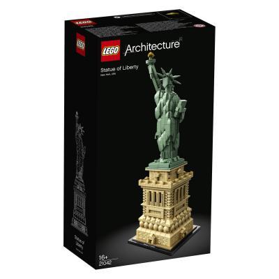 Купить СТАТУЯ СВОБОДЫ, LEGO (21042)
