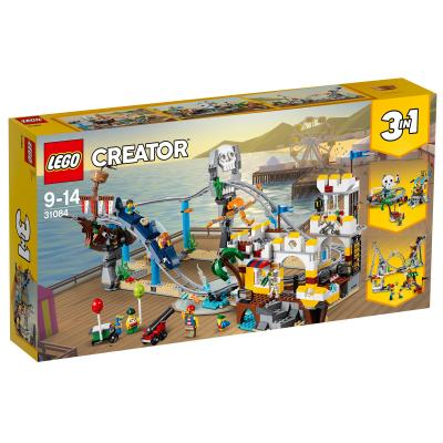 Купить ПИРАТСКИЕ ГОРКИ, LEGO (31084)