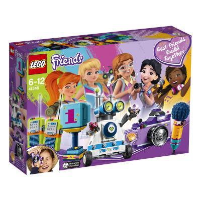 Купить ШКАТУЛКА ДРУЖБЫ, LEGO (41346)
