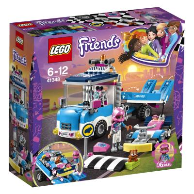 Купить ГРУЗОВИК ТЕХОБСЛУЖИВАНИЯ, LEGO (41348)