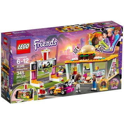 Купить ПЕРЕДВИЖНОЙ РЕСТОРАН, LEGO (41349)