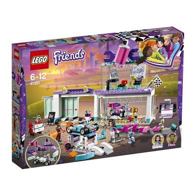 Купить МАСТЕРСКАЯ ПО ТЮНИНГУ АВТОМОБИЛЕЙ, LEGO (41351)