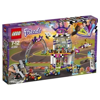 Купить БОЛЬШАЯ ГОНКА, LEGO (41352)