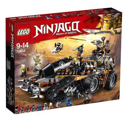 Купить СТРЕМИТЕЛЬНЫЙ СТРАННИК, LEGO (70654)
