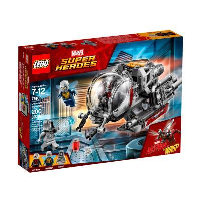 Купить ИССЛЕДОВАТЕЛИ КВАНТОВОЙ ОБЛАСТИ, LEGO (76109)