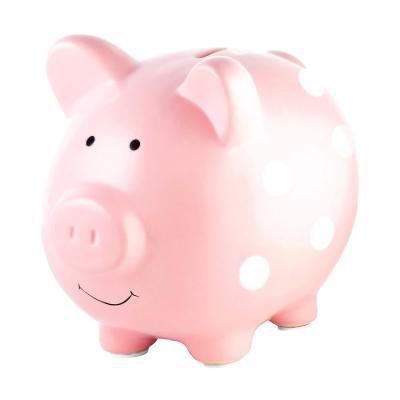 Купить КОПИЛКА ПОРОСЕНОК, КЕРАМИКА, РОЗОВАЯ, PEARHEAD (40105)