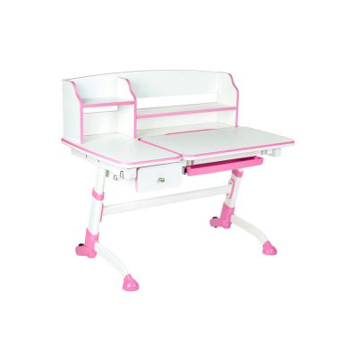 Купить СТОЛ-ТРАНСФОРМЕР AMARE II WITH DRAWER PINK, FUNDESK (AMARE II WITH DRAWER PINK)