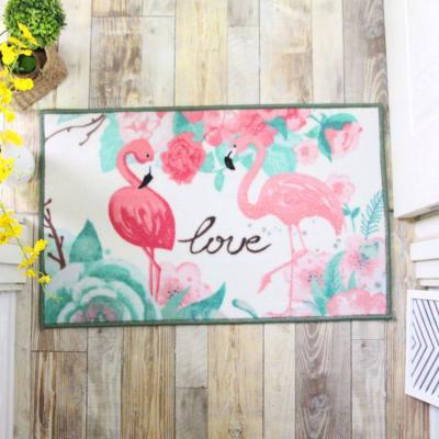 Купить КОВРИК FLAMINGO LOVE, 50Х80 СМ, BERNI (46008)