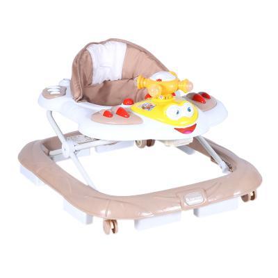 Купить ХОДУНКИ BABY WALKER HELICOPTER, БЕЖЕВЫЙ, LORELLI (10120310003)