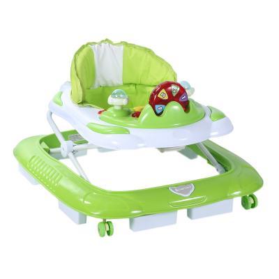 Купить ХОДУНКИ BABY WALKER SCHOOL, ЗЕЛЕНЫЕ, LORELLI (10120320004)
