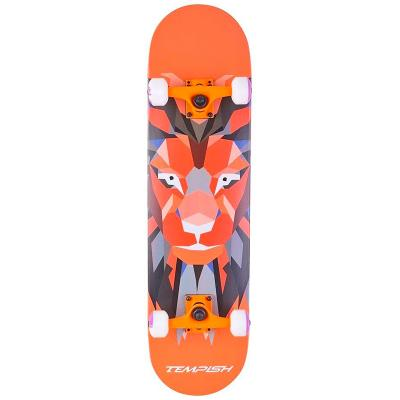 Купить СКЕЙТБОРД LION/ORANGE, TEMPISH (106000043/ORANGE)