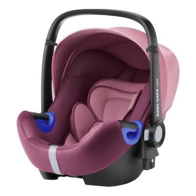 Купить АВТОКРЕСЛО BABY-SAFE I-SIZE, РОЗОВОЕ, BRITAX-ROMER (2000027797)