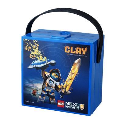 Купить ЛАНЧ-БОКС LEGO NEXO KNIGHTS С РУЧКОЙ, 3,1 Л., SMARTLIFE (40511734)