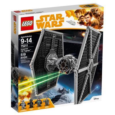 Купить ИМПЕРСКИЙ ИСТРЕБИТЕЛЬ СИД, LEGO (75211)