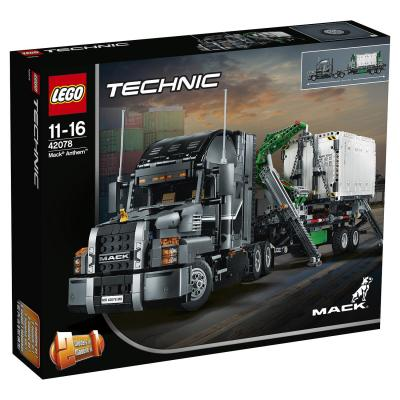 Купить ГРУЗОВИК MACK, LEGO (42078)