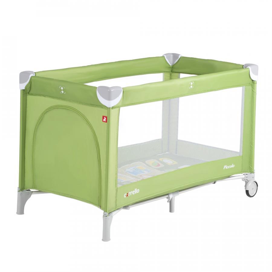 Купить МАНЕЖ PICCOLO SUNNY GREEN/1/ MOQ, CARRELLO (CRL-9203 SUNNY GREEN)