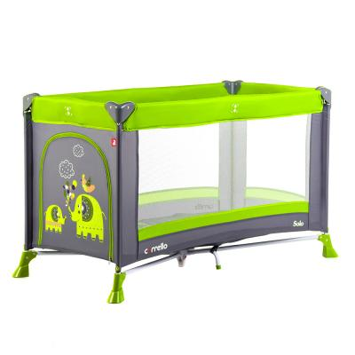 Купить МАНЕЖ SOLO LIME GREEN/1/ MOQ, CARRELLO (CRL-11701 LIME GREEN)