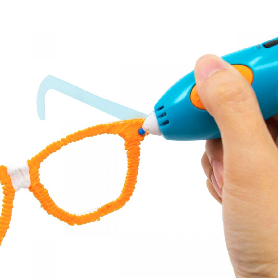 Купить НАБОР АКСЕССУАРОВ ДЛЯ 3D-РУЧКИ 3DOODLER START  МОДНЫЕ ОЧКИ, 52 ЭЛ., 3DOODLER CREATE (8SMKEYEG3R)_2