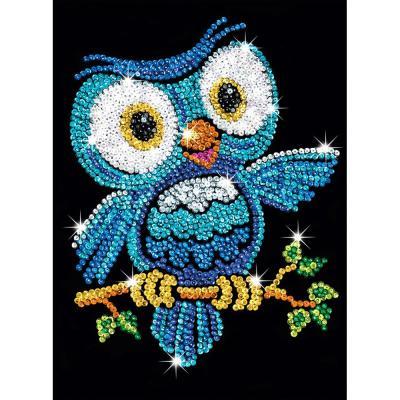 Купить НАБОР ДЛЯ ТВОРЧЕСТВА OZZY OWL, SEQUIN ART (SA1403)