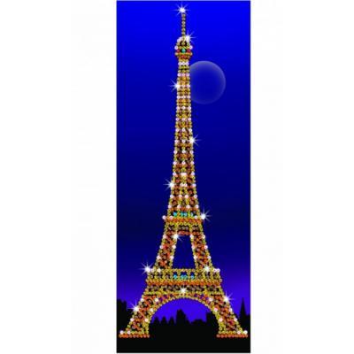 Купить НАБОР ДЛЯ ТВОРЧЕСТВА  EIFFEL TOWER, SEQUIN ART (SA1405)
