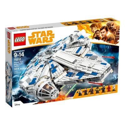 Купить СОКОЛ ТЫСЯЧЕЛЕТИЯ НА ДУГЕ КЕССЕЛЯ, LEGO (75212)
