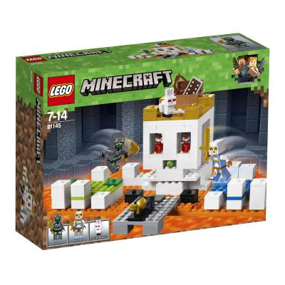 Купить АРЕНА-ЧЕРЕП, LEGO (21145)
