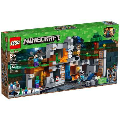 Купить ПРИКЛЮЧЕНИЯ НА СКАЛАХ, LEGO (21147)