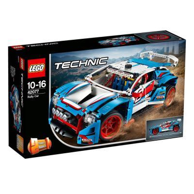 Купить ГОНОЧНЫЙ АВТОМОБИЛЬ 11, LEGO (42077)