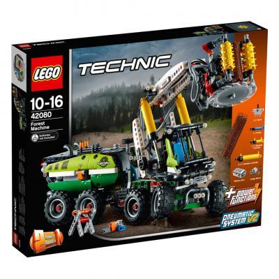 Купить ЛЕСОПОВАЛЬНАЯ МАШИНА, LEGO (42080)