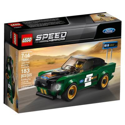 Купить 1968 FORD MUSTANG FASTBACK, LEGO (75884)