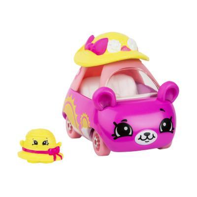 Купить МИНИ-МАШИНКА  S3 ДАМА-ПАНАМА, С МИНИ-ШОПКИНСОМ, CUTIE CARS (57116)