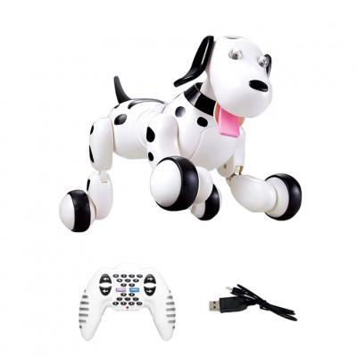 Купить РОБОТ-СОБАКА SMART DOG, ЧЕРНЫЙ, HAPPY COW (HC-777-338B)