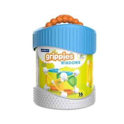 Купить КОНСТРУКТОР GRIPPIES WINDOWS, 16 ДЕТ., GUIDECRAFT (G8315)