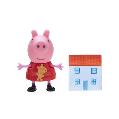 Купить НАБОР ПЕППА С КУКОЛЬНЫМ ДОМИКОМ, PEPPA PIG (06771-6)