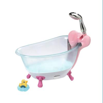 Купить АВТОМАТИЧЕСКАЯ ВАННОЧКА ДЛЯ КУКЛЫ BABY BORN  ВЕСЕЛОЕ КУПАНИЕ, СВЕТ, ЗВУК, BABY BORN (824610)
