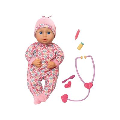 Купить ИНТЕРАКТИВНАЯ КУКЛА MY FIRST BABY ANNABELL  ДОКТОР, АКСЕСС., BABY BORN (701294)