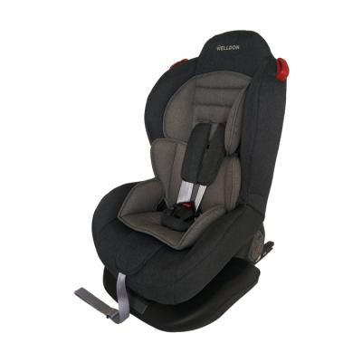 Купить АВТОКРЕСЛО WELLDON SMART SPORT ISOFIX (ГРАФИТОВЫ/СЕРЫЙ) BS02N-TT95-001