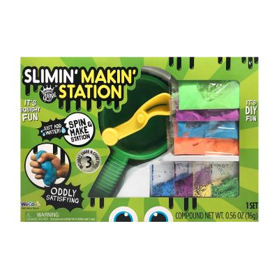 Купить ЛИЗУН DIY – SLIME MAKING STATION, COMPOUND KINGS (110124)