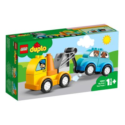 Купить LEGO  МОЙ ПЕРВЫЙ ЭВАКУАТОР, LEGO (10883)