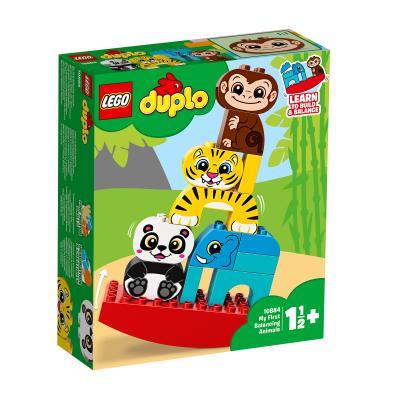 Купить LEGO МОИ ПЕРВЫЕ ЦИРКОВЫЕ ЖИВОТНЫЕ, LEGO (10884)