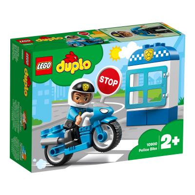 Купить LEGO ПОЛИЦЕЙСКИЙ МОТОЦИКЛ, LEGO (10900)